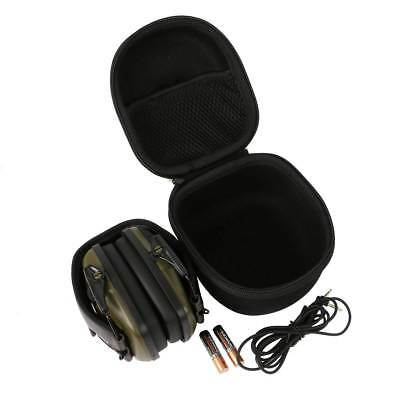 Electronic Ear Defenders Comfort Case Sport Impact Shooting Earmuffs Protection • 25.27£
