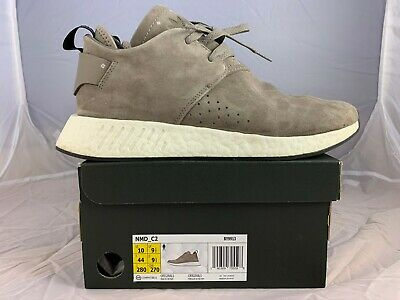$ CDN100 • Buy Adidas NMD C2 Chukka Brown Suede Shoes Size Mens US 10 BY9913