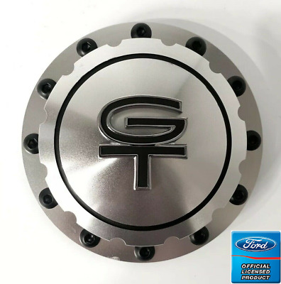 $96.25 • Buy Billet Twist On Style Gas Cap W/ GT Emblem For 1964-1973 Ford Mustang