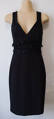 AU35 • Buy FOREVER NEW Black Lace Detailed Dress. Size 6