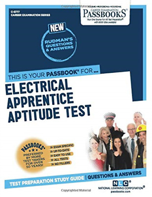 £37.19 • Buy National Learning Corporation-Electrical Apprentice Aptitud (US IMPORT) BOOK NEW