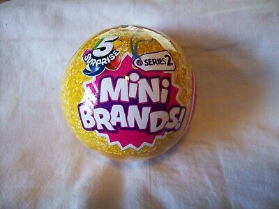 $ CDN14.62 • Buy Zuru 5 Surprise -  Mini Brands - Sealed Ball - FREE Shipping!!