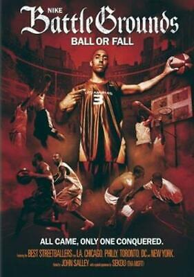 $ CDN2.06 • Buy Nike Battlegrounds: Ball Or Fall (UrbanWorks) -- UNLIMITED SHIPPING ONLY $5
