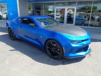 $33568 • Buy 2018 Chevrolet Camaro 2LT With 1LE Track Pack 2018 Camaro 2LT With 1LE Track Performance HYPER BLUE 6 Speed NEW