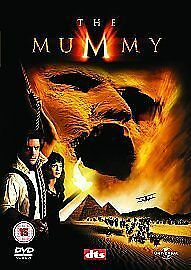 The Mummy Dvd Disc And Artwork Only No Case Freepost In Very Good Condition * • 0.99£