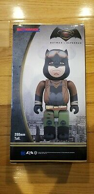 $170 • Buy BE@RBRICK 400%, Knightmare Batman, Bearbrick, Authentic, Medicom Toy