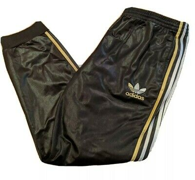 $ CDN89.99 • Buy Adidas Rare Chile 62 Jogger Pant Black/Gold Size XL Extra Large