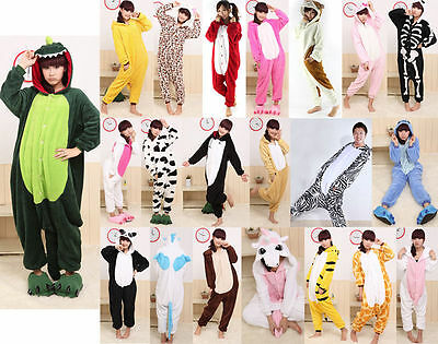 AU24.89 • Buy Cute Animal Bodysuit Pajamas  Costume Pyjamas Adult Unisex Sleepwear