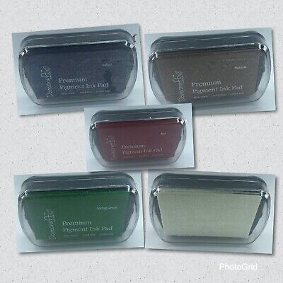 Dovercraft Premium Pigment Ink Pad - Various - New & Sealed • 2.20£