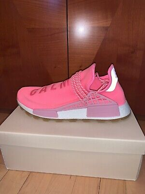 $ CDN300 • Buy Adidas NMD Hu Trail Pharell Now Is Her Time Light Pink - Size 11 - Brand New