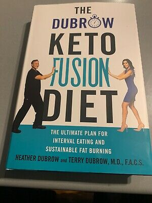 $9.99 • Buy The  Dubrow Keto Fusion Diet