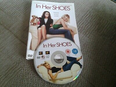 In Her Shoes Dvd Disc  Only No Case Freepost  Very Good Condition * • 0.99£