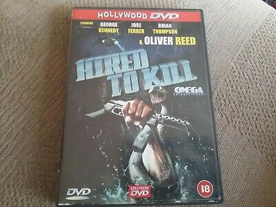 £1.15 • Buy ?  Hired To Kill Dvd Disc And Artwork Only No Case Freepost Very Good Condition