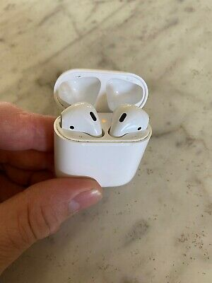 $ CDN50.68 • Buy Apple Airpods 2nd Generation With Charging Case