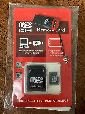 $24.95 • Buy 512gb Micro SD Card With Adapter