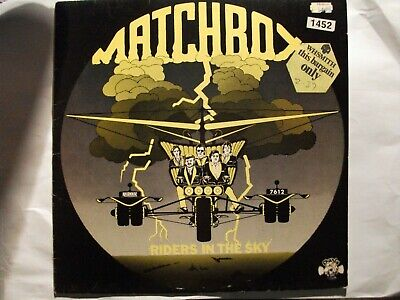 MATCHBOX LP - Riders In The Sky  1976 • 6£