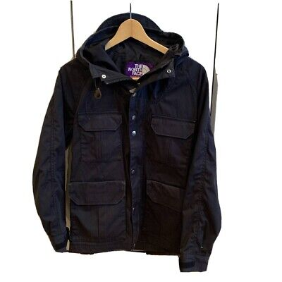 $80 • Buy The North Face Purple Label AW14 65/35 Bayhead Cloth Mountain Parka Black Small