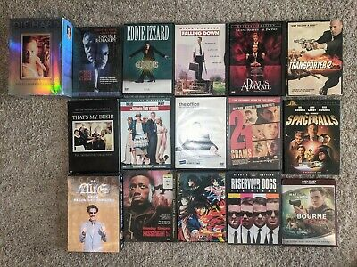 $ CDN56.41 • Buy Lot Of 100+ DVDs In Excellent Condition: Classics, Comedies, Dramas, Etc.