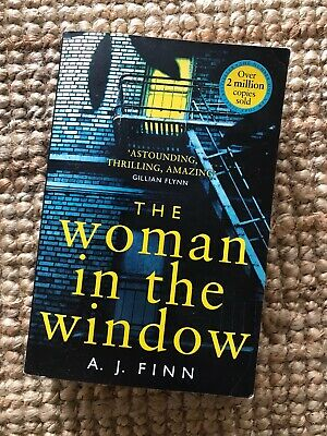 AU9 • Buy The Woman In The Window By A J Finn (2019, Paperback) English