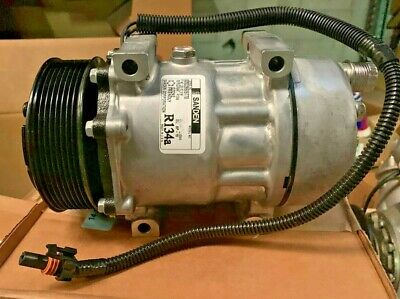 AU260.14 • Buy New OEM Sanden AC A/C Compressor SD7H15HD 4666 4391 4090
