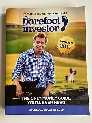 AU5 • Buy The Barefoot Investor By Scott Pape (2017, Paperback)