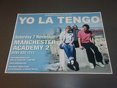 £10 • Buy Concert Posters From Manchester 2000-2013
