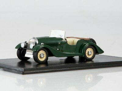 Collection Scale Model 1/43, Morgan 4/4 Flat Radiator S1 1936 Green • 88.19£