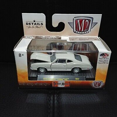 $ CDN39.99 • Buy 1/64 M2 Detroit Muscle R47 Chase 1970 Oldsmobile Cutlass 442 One Of 750 ! Read