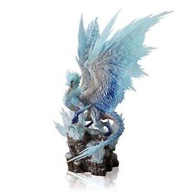 AU154.56 • Buy Monster Hunter World: Iceborn Collector's Package Vercana Figure Only Japan Used