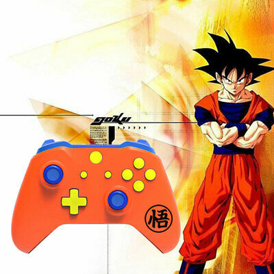 $17.83 • Buy Dragon Ball Xbox One S Controller Shell Case Mod Kit Buttons Casing Full Custom