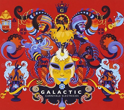Galactic-carnivale Electricos (us Import) Cd New • 9.26£