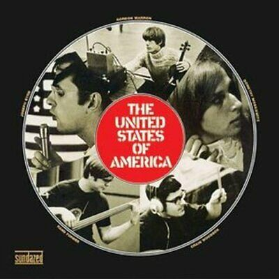 UNITED STATES OF AMERICA-United States Of America (US IMPORT) VINYL LP NEW • 23.83£