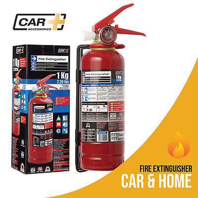 $19.99 • Buy Fire Extinguisher Dry Chemical Powder Portable Car Home 2.2 Lb.