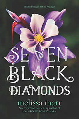 Marr Melissa-Seven Black Diamonds (US IMPORT) BOOK NEW • 7.83£