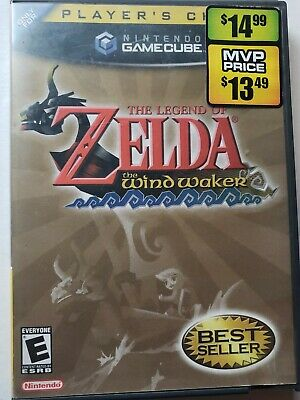 $37 • Buy The Legend Of Zelda The Wind Waker Gamecube Complete