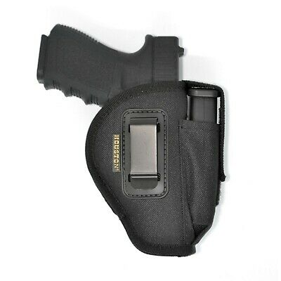 $22.95 • Buy Tactical IWB Ambidextrous/Ambi Gun Holster W/ Magazine Pouch (Right/Left Handed)