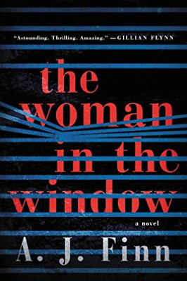 AU39.88 • Buy Finn A. J.-The Woman In The Window (US IMPORT) BOOK NEW
