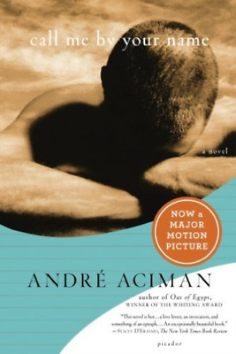 AU21.50 • Buy Aciman, Andre-Call Me By Your Name BOOK NUOVO