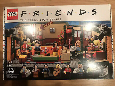 $90 • Buy LEGO Ideas: Friends Central Perk Set 21319 **New** In Hand And Ready To Ship!!