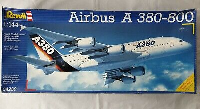Revell 1/144 Airbus A380-800 Airbus House Colours - Kit Reference 04230 BNISB • 24.99£