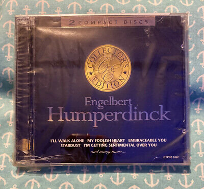 $5.59 • Buy Collector's Edition [Madacy Two Disc] By Engelbert Humperdinck (1999 ) ~ New