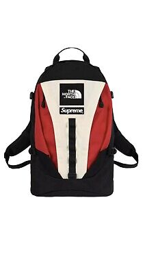 $ CDN603.23 • Buy Supreme The North Face Expedition Backpack White Red Black FW18