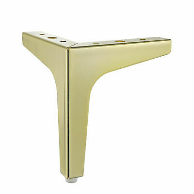 Chrome Legs Coffee Table Gold Color Sofa Chair Cabinet Stool Universaltopitems • 31.99£