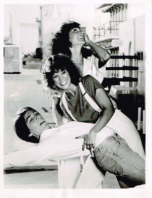 $9.95 • Buy Happy Days Original ABC Press Photo Erin Moran Scott Baio