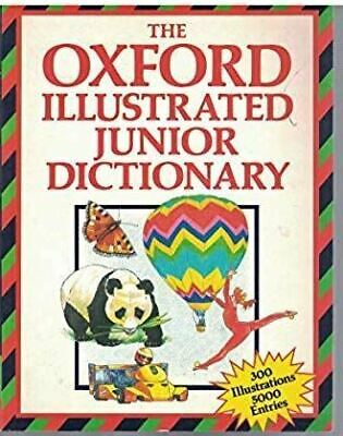 Very Good, The Oxford Illustrated Junior Dictionary, , Paperback • 2.99£