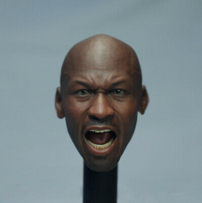 $37.77 • Buy 1/6 Michael Jordan 2.0 Ver. Roaring Head Sculpt For 12  Hot Toys Enterbay Figure