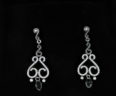 Pandora Genuine Chandelier Drop Earrings 297088cz With Black Pouch • 25.99£