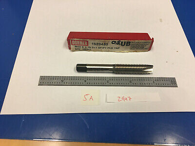 $15 • Buy M12 X 1.75 HSS Union Butterfield 3 Flute Tap, 1 Pc. USA MADE