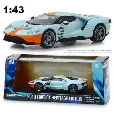 Ford GT40 2019 #9 Heritage Edition 1:43 Scale Diecast Model • 26.98£
