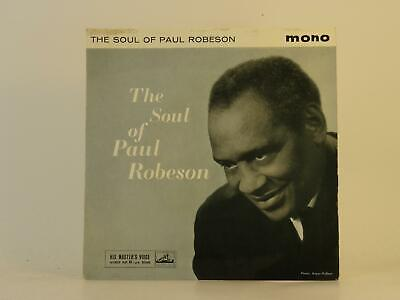 PAUL ROBESON, THE SOUL OF PAUL ROBESON, 55, EX/EX, 2 Track, 7   Single, Company • 3.02£